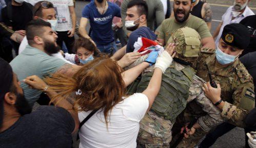 Zbog poskupljenja hrane i pada vrednosti novca neredi u Libanu 14