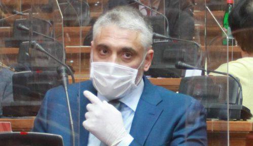 LDP: Napad Dveri na Čedomira Jovanovića pokazna vežba fašizma 10