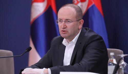 Gojković: U Srbiji zaraženo 240 medicinara 2