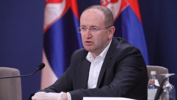 Gojković: Epidemiološka situacija i dalje nesigurna da bismo ublažili mere 1