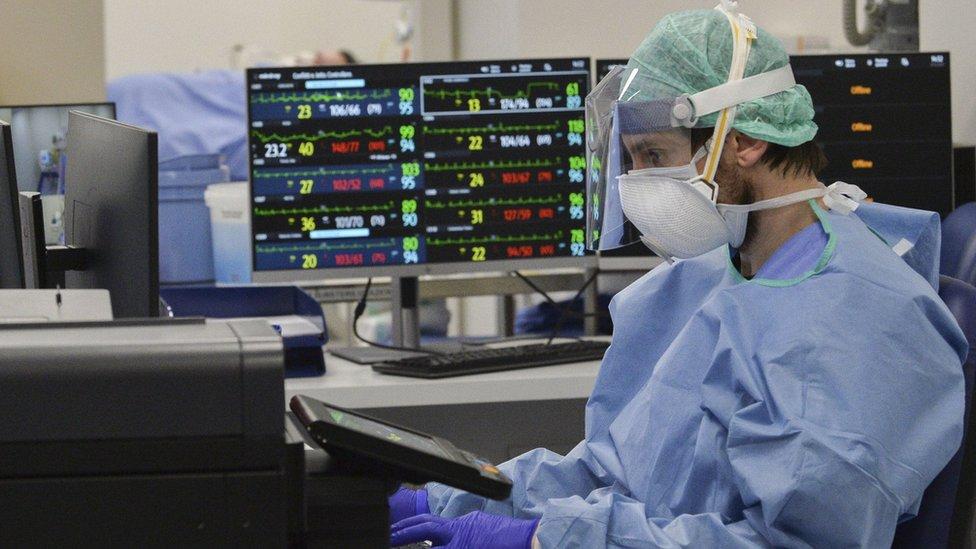 Medicinsko osoblje u Italiji