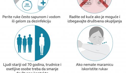 Korona virus i činjenice - u malim porcijama 19