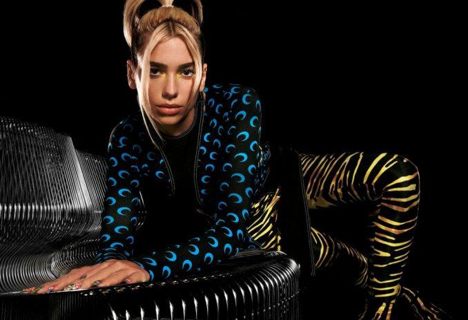 Dua Lipa za BBC: Kako sam objavila album iz izolacije 3