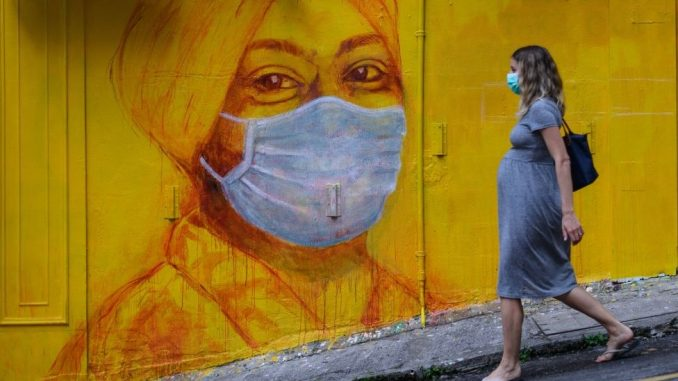 """Korona virus, Narodni front, porođaj i trudnoća: """"Lekari su bili super, ali strah je neopisiv"""" 2"""