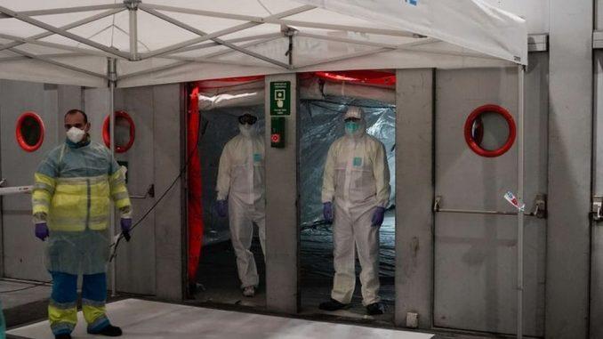 Korona virus: Milion obolelih u svetu, raste broj žrtava u Španiji 3