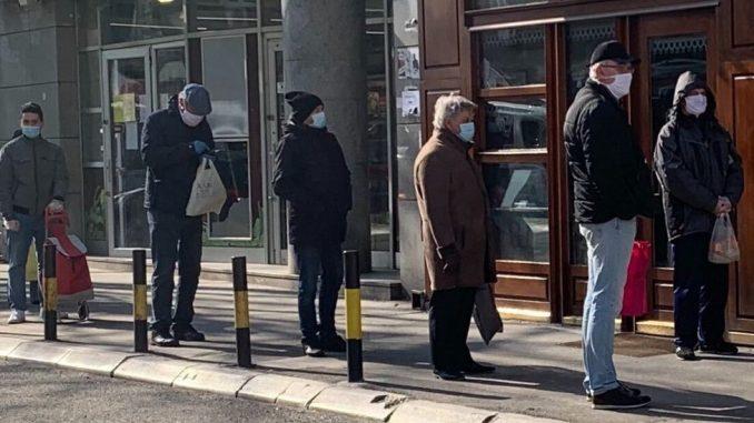 Korona virus:: Osam preminulih u Srbiji, Španija i Amerika zavijene u crno 2
