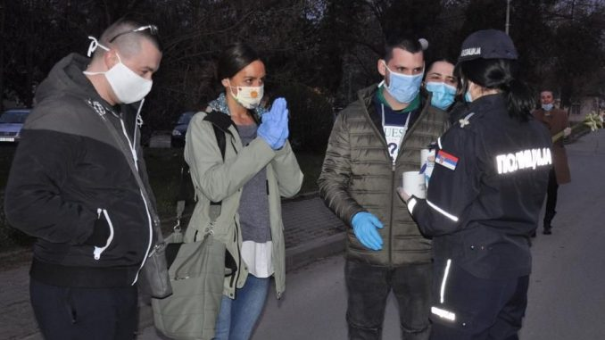 Korona virus: U zemljama Zapadnog Balkana ukupno 120 žrtava - Srbija u totalnoj izolaciji do ponedeljka ujutru 2