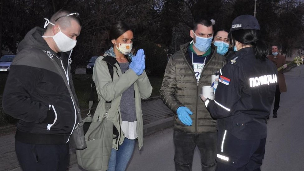 Epidemija korona virusa je za manje od četiri nedelje odnela 110 života u šest država Zapadnog Balkana