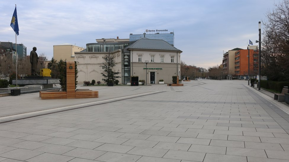 Priština, 3. april 2020.