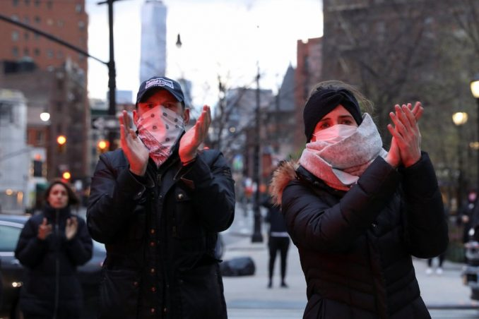 Korona virus: Više od 2.000 preminulih u SAD u jednom danu, Srbija u potpunoj izolaciji 4