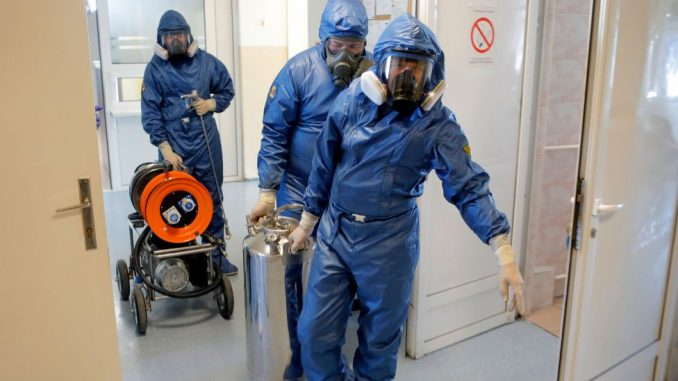 Korona virus: Kon i dalje vodi tim stručnjaka, polovina sveta u nekoj vrsti karantina 4