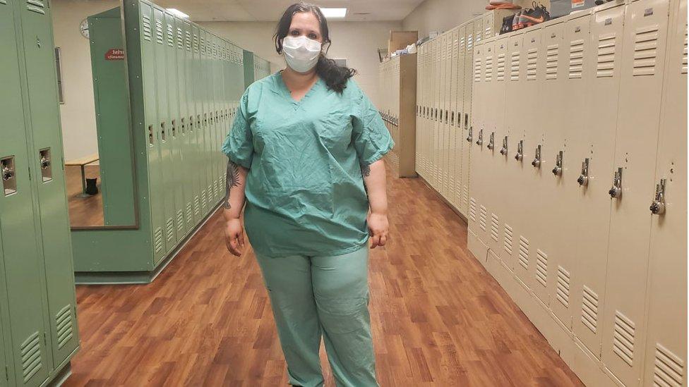 medicinska radnica