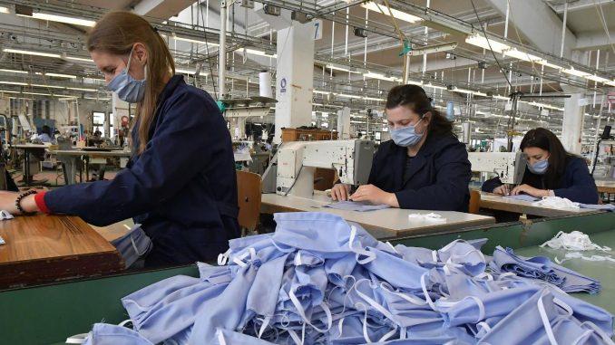 Agencija EU za prevenciju bolesti: Platnene maske ne štite od virusa 1