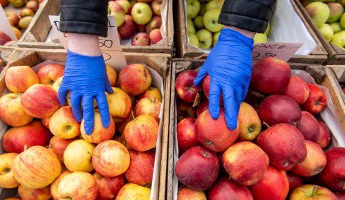 Korona znatno poskupela jabuke, limun i pomorandže 2