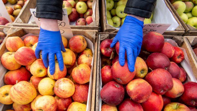 Korona znatno poskupela jabuke, limun i pomorandže 1