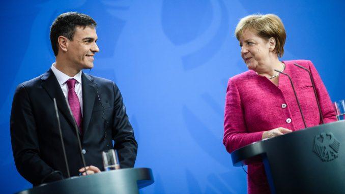 Nemačka tvrda pred apelima Italije i Španije 1