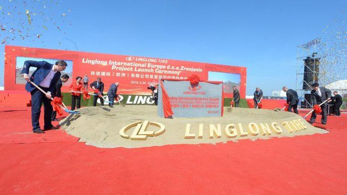 Građanski preokret: Linglong da obustavi radove 1