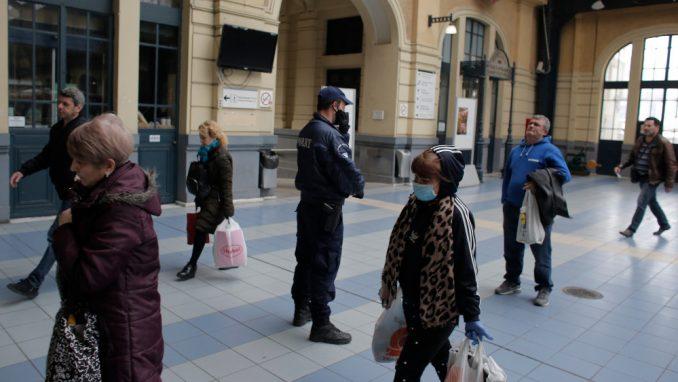 Grčka povećava novčane kazne za kršenja mera, moguće otvaranje nekih radnji 5