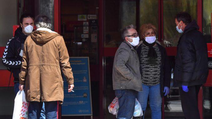Slavlje u Severnoj Makedoniji izostalo zbog virusa 1