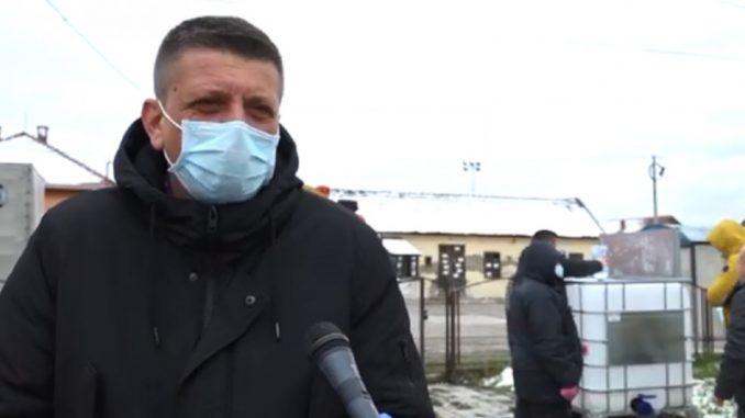 Dnevno se deli 7.000 maski u Šapcu 2