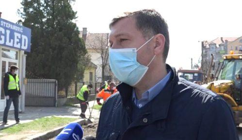 Zelenović: Šabac oprema zdravstvene radnike iz sopstvenog budžeta 9
