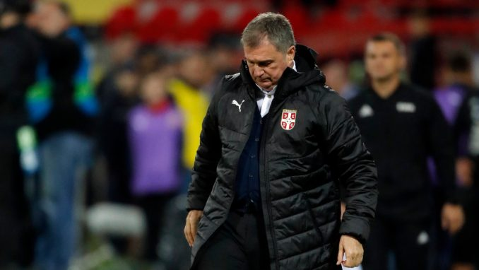 Tumbaković objavio spisak igrača za mečeve u baražu i Ligi nacija 2