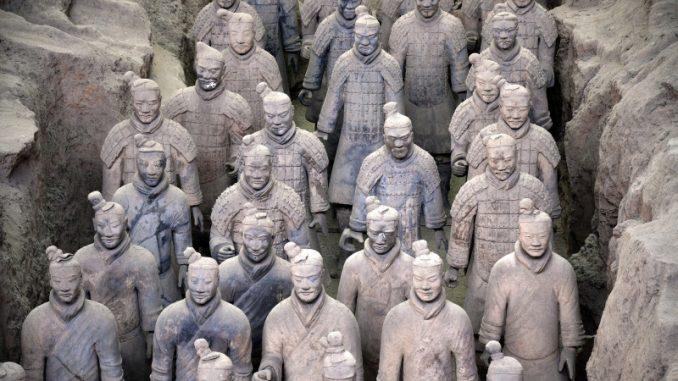 Kina: Armija od terakote 2