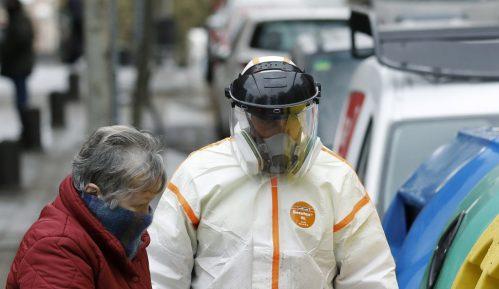 Rekordan broj novozaraženih u Španiji, Francuskoj, Velikoj Britaniji i Irskoj 5