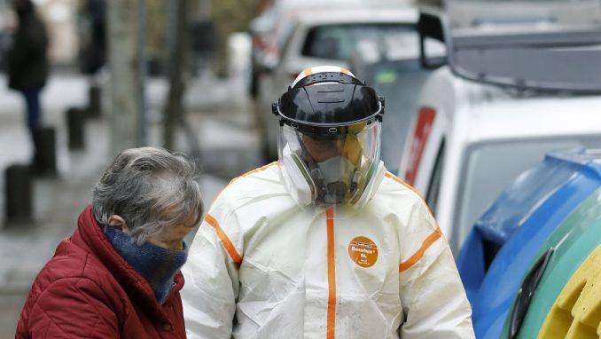 Rekordan broj novozaraženih u Španiji, Francuskoj, Velikoj Britaniji i Irskoj 4