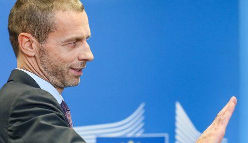 Izvršni komitet UEFA danas odlučuje o nastavku nacionalnih i evro takmičenja 1