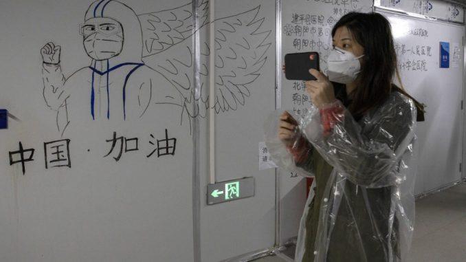 U Kini danas sedam novih slučajeva zaraze korona virusom 1