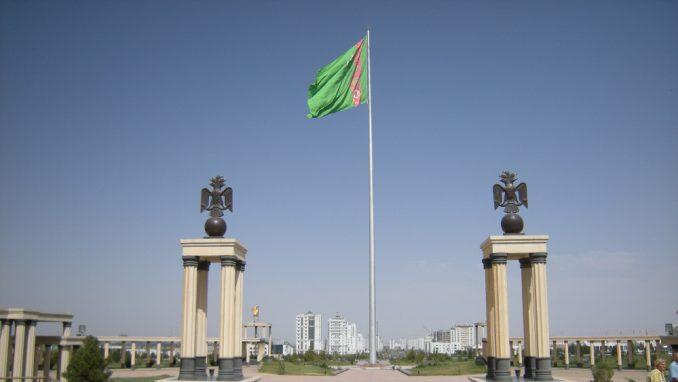 Turkmenistan: Grad Ginisovih rekorda 1