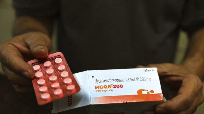 Studija: Hlorokin može da poveća rizik od smrti kod zaraženih kovidom-19 4