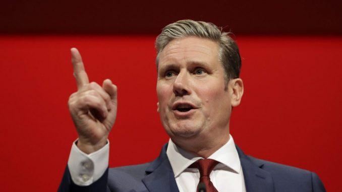 Kir Starmer novi predsednik britanske Laburističke stranke 1