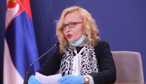 Verica Jovanović (Batut): Sve zdravstvene preporuke važe i za izborni dan 7