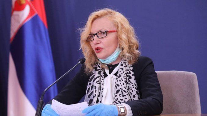 Direktorka Batuta: Prenos korona virusa s pacijenta na zdravstvene radnike sveden na minimum 3