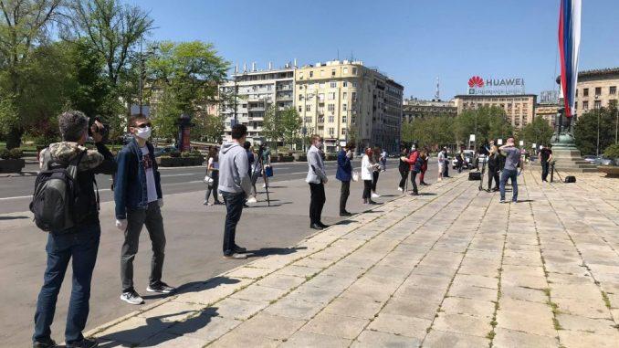 Aktivisti 1 od 5 miliona zahtevaju ukidanje zabrane kretanja za vikend 3