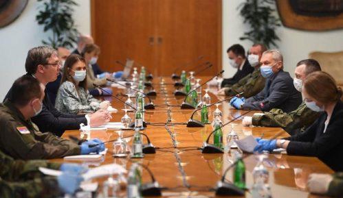 Vučić: Putinova odluka da pošalje pomoć potvrda izvanrednih strateških odnosa 5