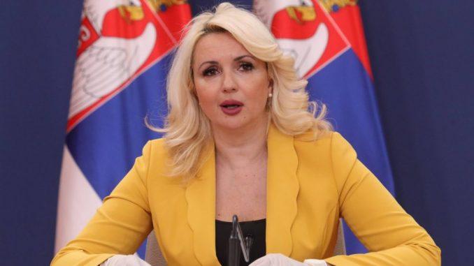 Kisić Tepavčević: Sve mere Kriznog štaba u skladu sa epidemiološkim pokazateljima 4