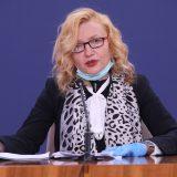 Jovanović: Epidemiološka situacija bolja, ali i dalje nesigurna 12