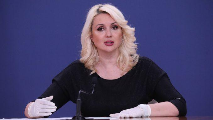 Kisić Tepavčević upozorila da vakcina protiv COVID-19 nije pitanje dana 3