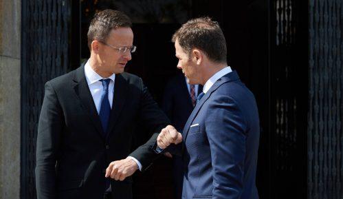 Ministri Srbije i Mađarske sastali se u Budimpešti 4