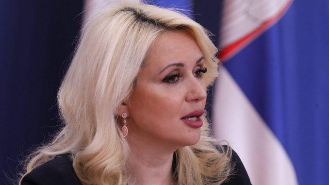 Kisić Tepavčević: Izbori nisu krivi za rast broja obolelih od kovida 19 1