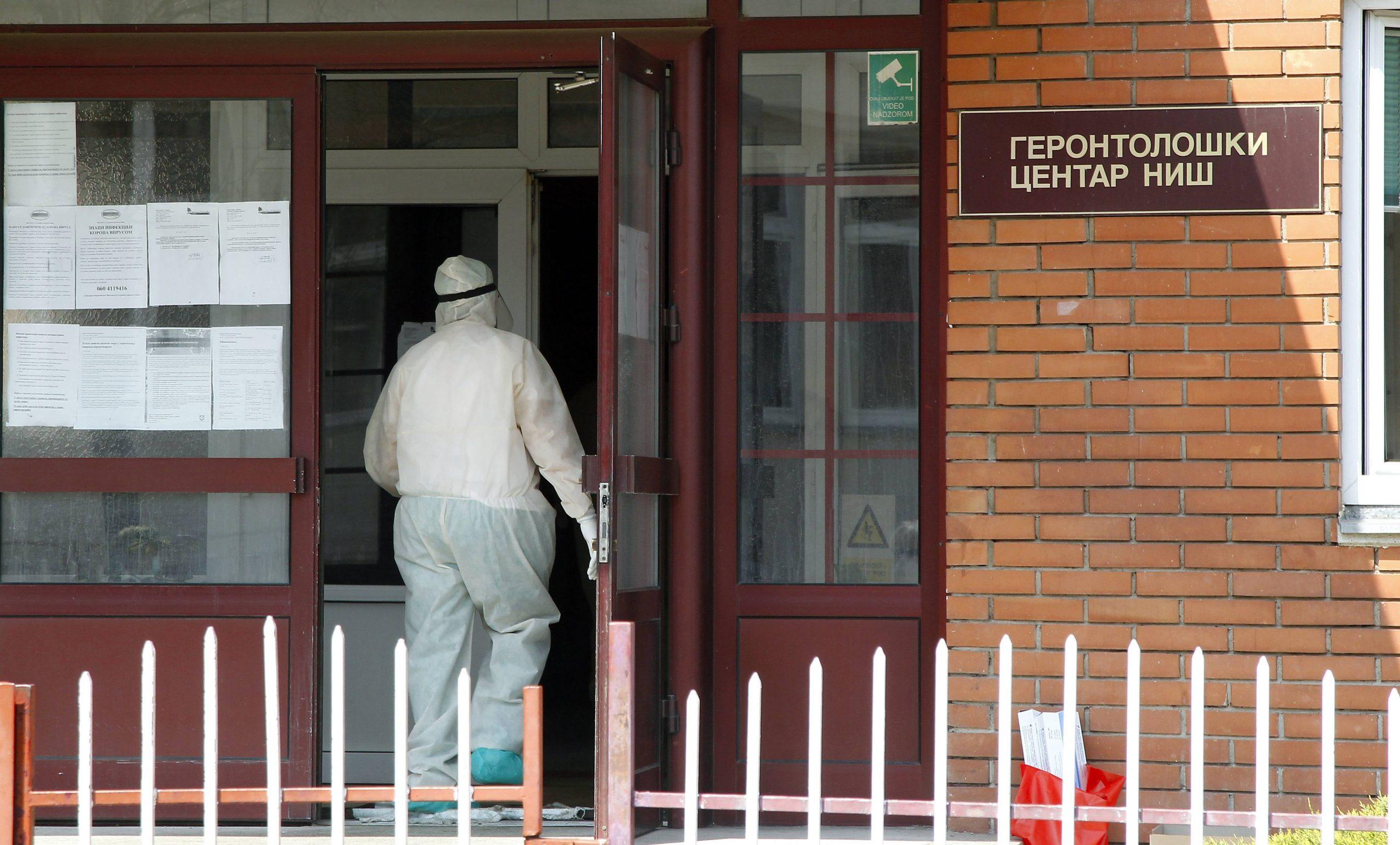U ustanovama socijalne zaštite i domovima za stare zaraženo 1.732 korisnika 1