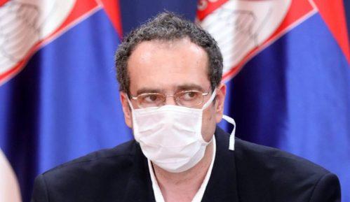 Janković: Još ne možemo da govorimo o jenjavanju epidemije 2