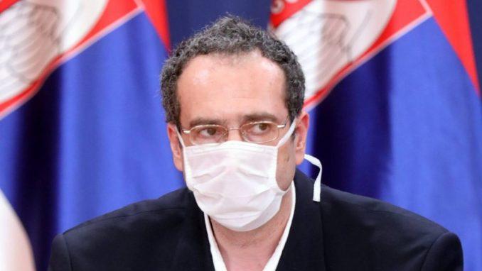 Janković: Još ne možemo da govorimo o jenjavanju epidemije 5