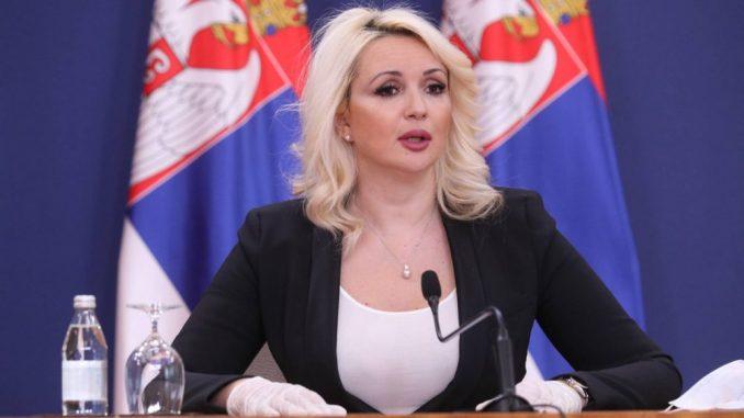 Kisić Tepavčević: Svi su se nadali da će visoke temperature da unište virus 2