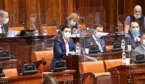 Gojković: Narednih dana Skupština o ukidanju vanrednog stanja 11