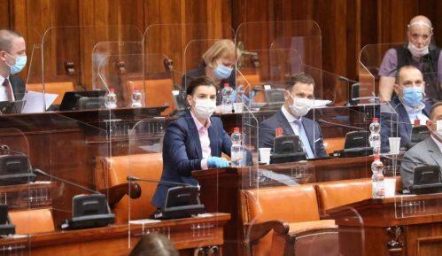 Gojković: Narednih dana Skupština o ukidanju vanrednog stanja 5