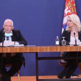 Konferencija kriznog štaba danas za televizije i agencije 11